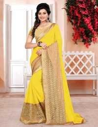 Exclusive Chiffon Saree