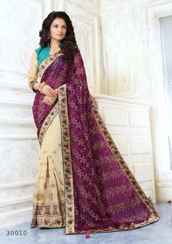 Modern Attractive Ethnic Saree