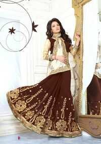 Exclusive Embroidered Saree