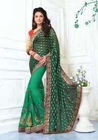 Attractive Indian Half Saree