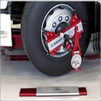 Laser AM Wheel Alignment