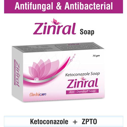 Ketoconazole 2 % + Zinc Pyrithione 1% + Aloevera