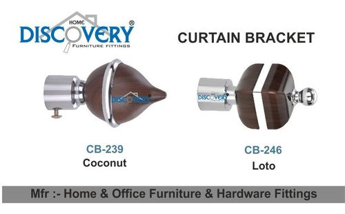 Coconut Curtain Bracket