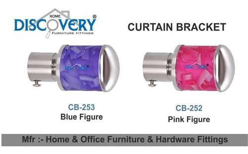 Designer Curtain Bracket