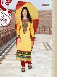 Karachi Style Dress Material