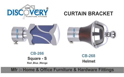 Square Curtain Bracket