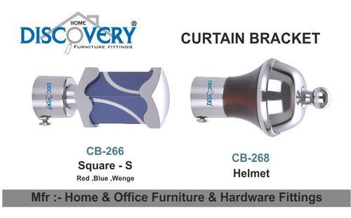 Square Curtain Bracket