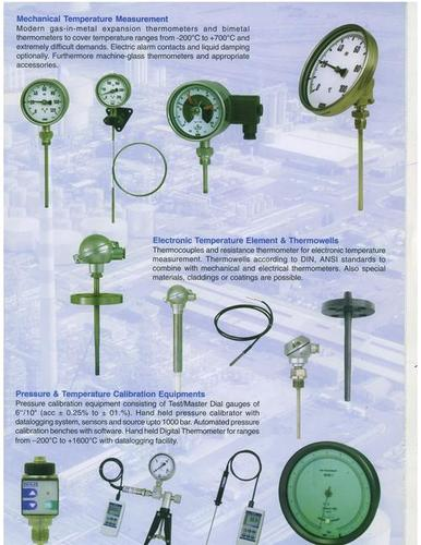 PRESSURE GAUGES,TRANSMITTERS,SWITCHES