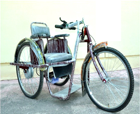 E-Tricycle
