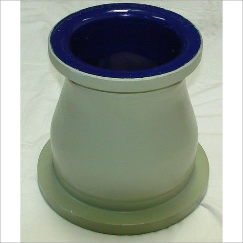 Glass Lined Pipe Reducer
