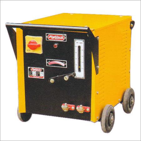 400 Amp 3 Phase Regulator Type Allu. Welding Machine