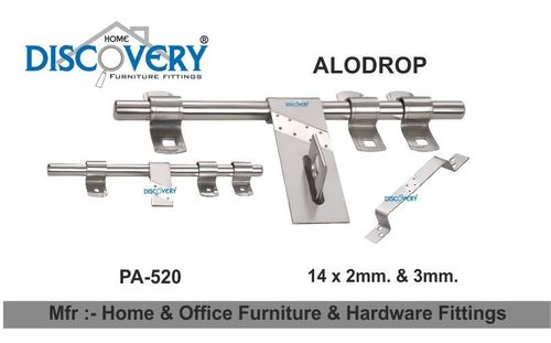 Hoom Aldrop and Latch