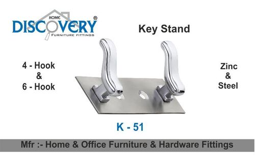 Alloy Key Stand
