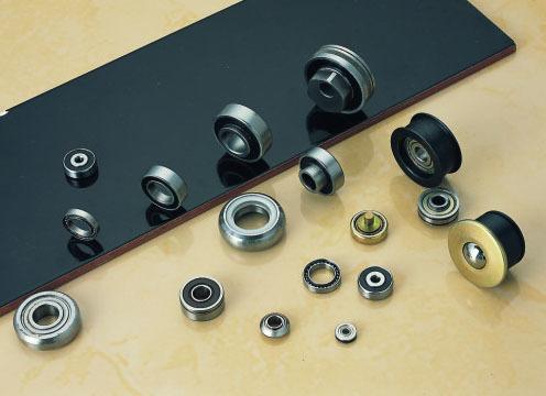 Miniature Precision Bearings