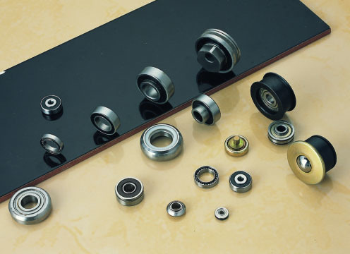 Miniature Precision Bearings