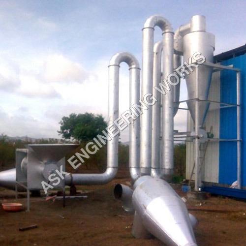 Industrial Biomass Flash Dryer