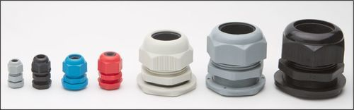 Nylon Flexible Cable Glands in Metric