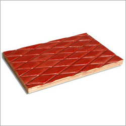Chequered Plywood Board