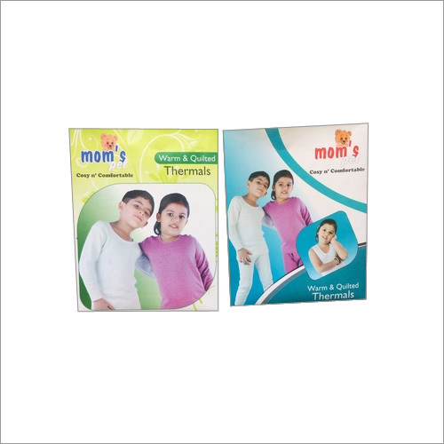 Undergarments Printed Packaging Boxes