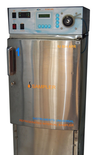 Refrigerated Wastewater Sampler Composite