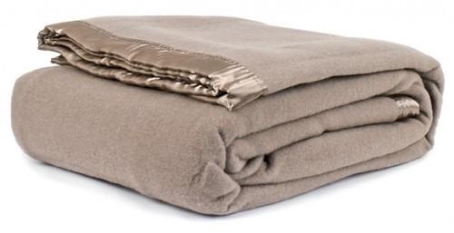 Plain Woolen Donation Blanket
