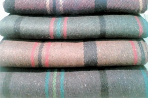 Woolen Donation blanket