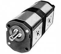 Gear Pump double valve