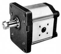 Industrial Gear Pump Single Valve