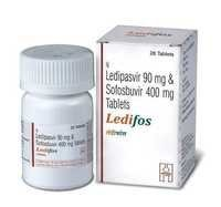 Ledifos - Sofosbuvir Ledipasvir