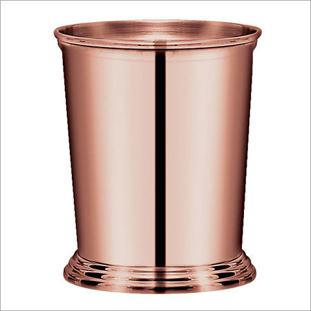 Mint Julep Cup Copper Plated