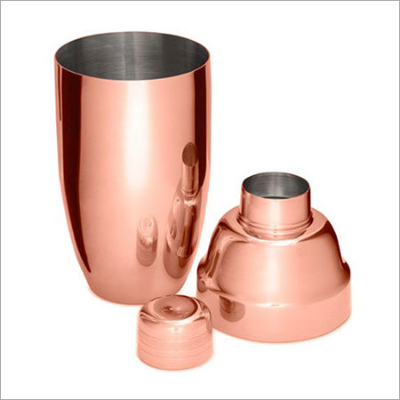 Copper Plated Shaker Deluxe Set