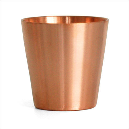 Copper Candle Holder NJO-2506
