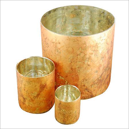 Copper Candle Holder NJO-2524