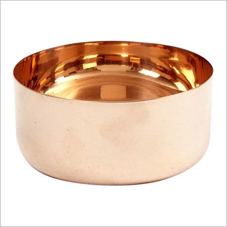 Copper Candle Holder NJO-2525