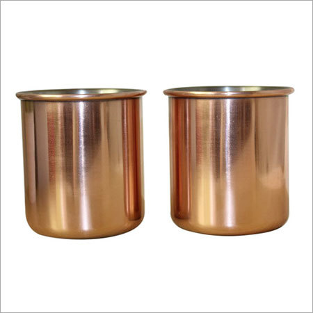 Copper Candle Holder NJO-2529