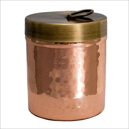 Copper Candle Holder NJO-2531