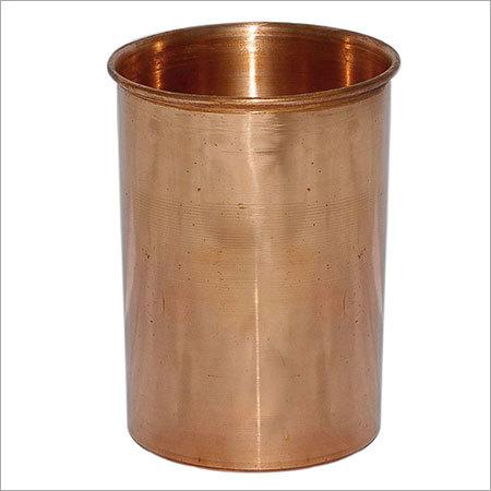 Copper Candle Holder NJO-6617