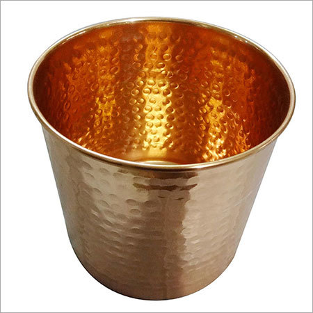 Hammered Bucket
