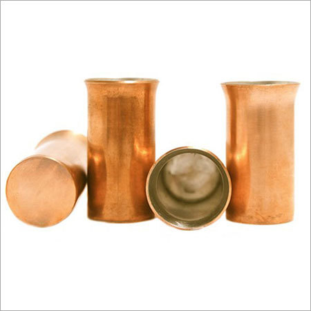 Copper Shot Cup Glass