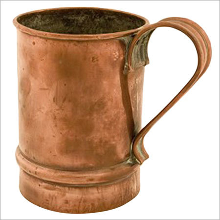 Vintage 100% Pure Copper Moscow Mule  Mugs