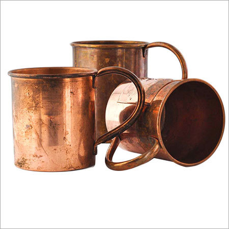 Vintage Original Moscow Copper Cup
