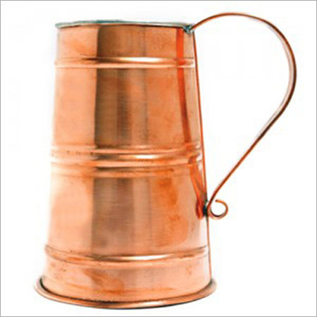 Pure Copper Hand Crafted Mug