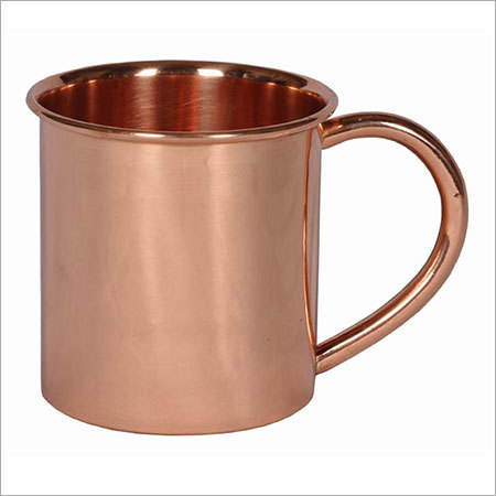 Moscow Mule Solid 100 % Pure Copper no lined Mug