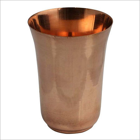 Traveller's Copper Tumbler
