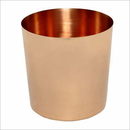Decorative Copper Glass