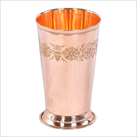Large Copper Tumbler