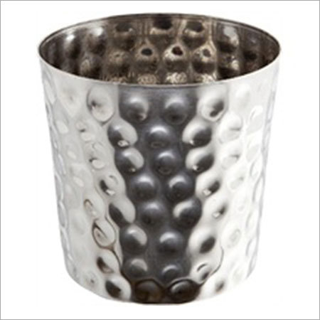 Hammered Stainless Steel Tumbler