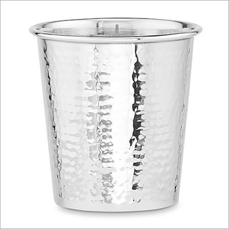 Stainless Steel Tumbler Hammered