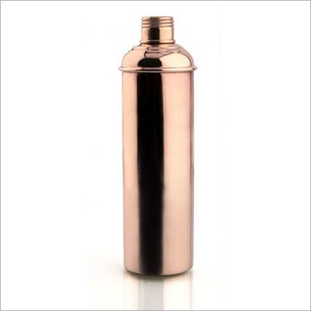 Large Pure Copper Bottle 1000 ml