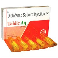 Diclofenac Sodium Taldic Aq Injection, Packaging Size: 5x2 Ml